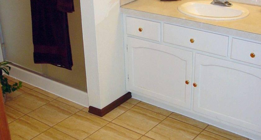 Can Install Tile Over Linoleum Flooring Thefloors