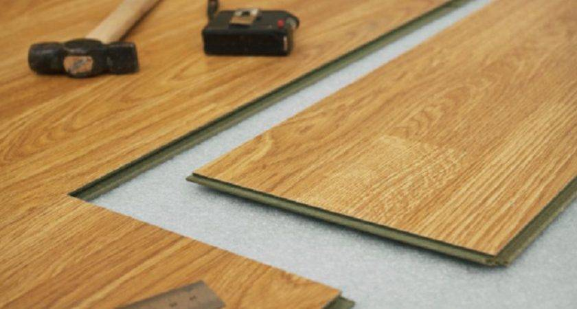 Can Replace Sections Laminate Flooring Ehow