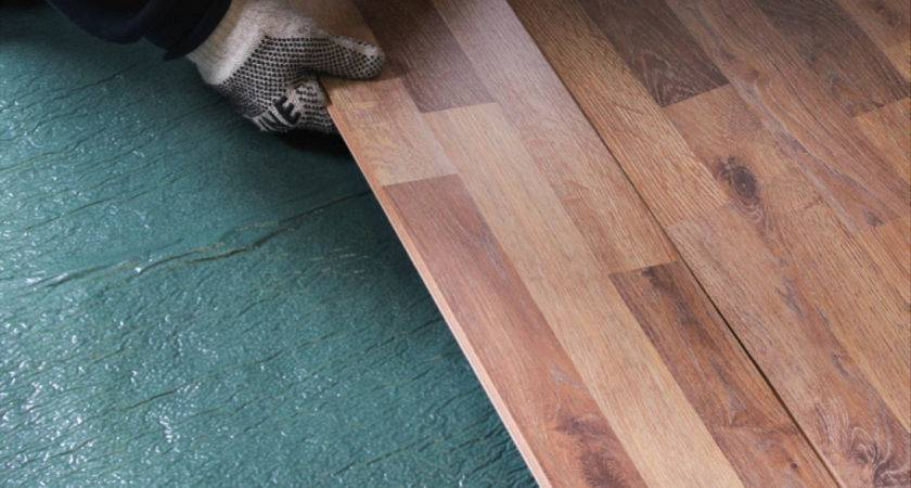 Can Thick Double Layer Underlayment Laminate