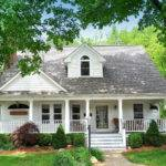 Cape Cod Front Porch Designs Homes Floor Plans Additions