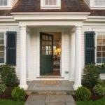 Cape Cod Front Porch Ideas Creative Home Decoration