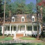 Cape Cod House Plans Porch Smalltowndjs