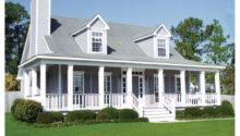 Cape Cod House Plans Wrap Around Porch