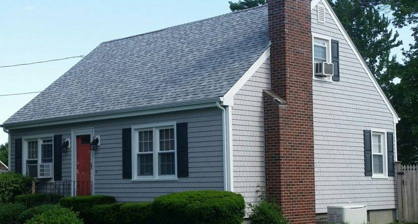 Cape Cod Style Home Gets New Siding Somerset