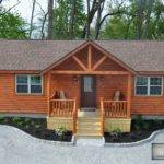Cape Cod Tiny Log Cabins House Plans
