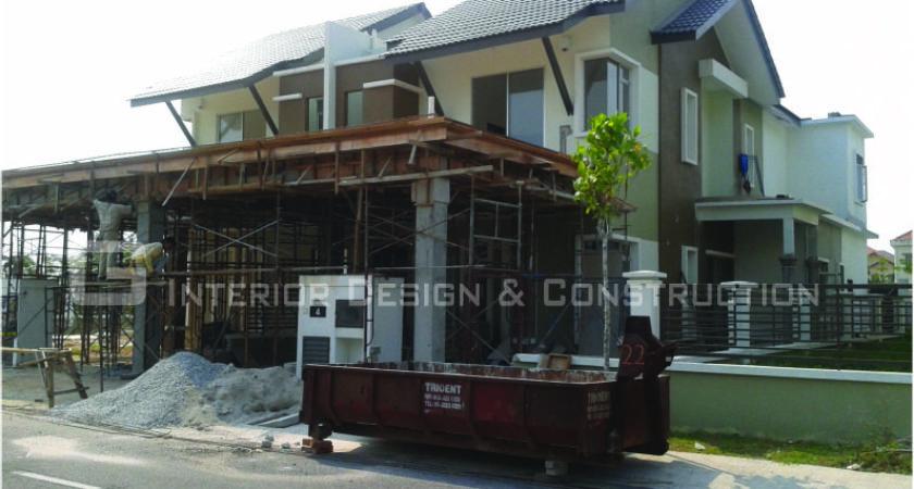 Car Porch Extension Design Ideas Malaysia Joy Studio