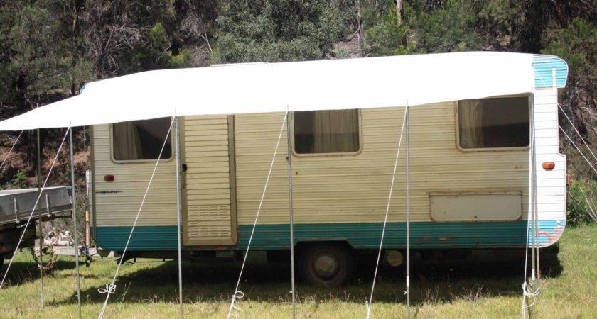 Caravan Awning Annexe Motorhome Sunshade