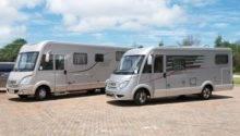 Caravan Outdoor Life Magazine Hymer Motorhomes Disembark