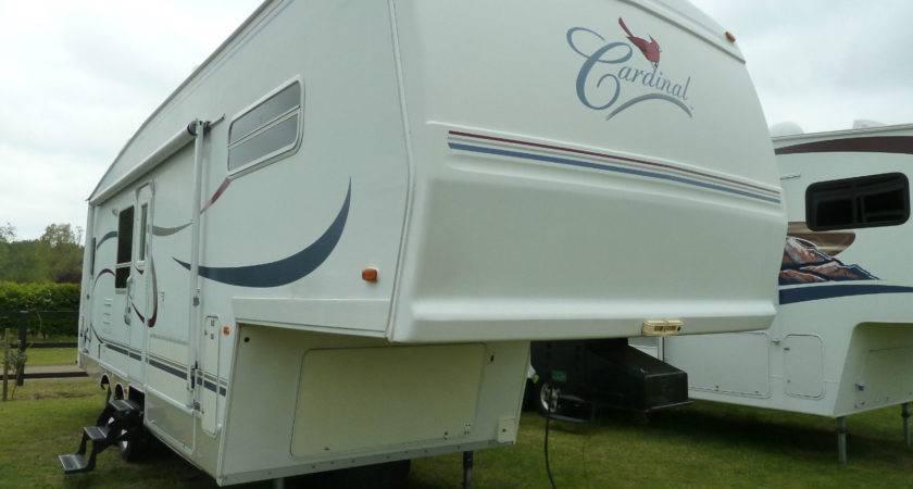 Cardinal American Wheel Caravan Static Home