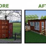 Cargo Shipping Container Homes Park Model Kottagerv
