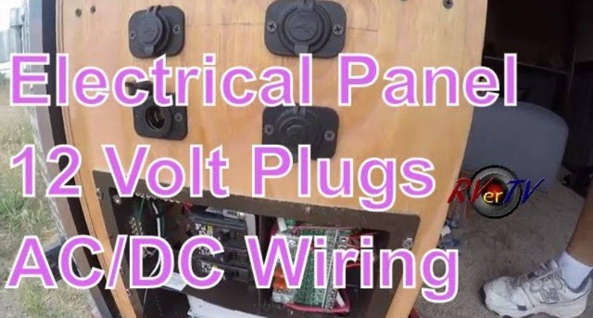 Cargo Trailer Conversion Electrical Wiring Volt
