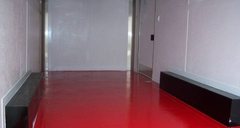Cargo Trailer Floor Coating Carpet Vidalondon