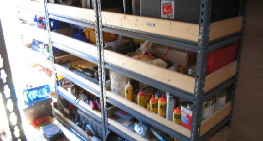 Cargo Trailer Storage Shelving Best Cars