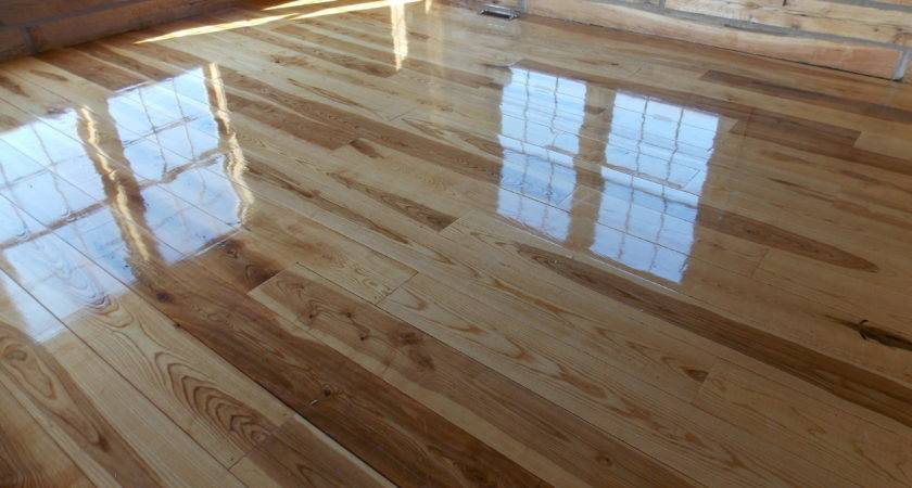 Caring Natural Hardwood Flooring Schutt Log Homes