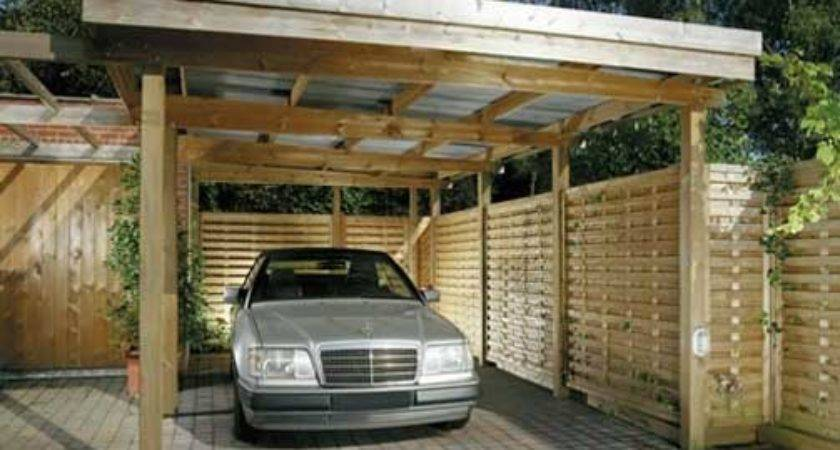 Carport Design Ideas Beautify Facade Bungalow