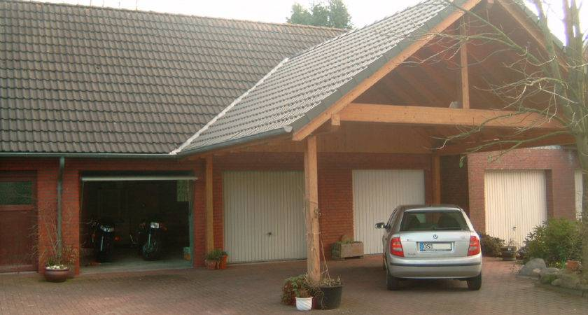 Carport Front Garages Wikimedia Commons
