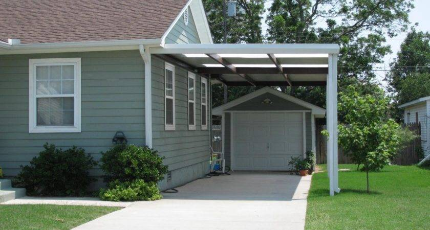Carport Garage Ccd Engineering Ltd
