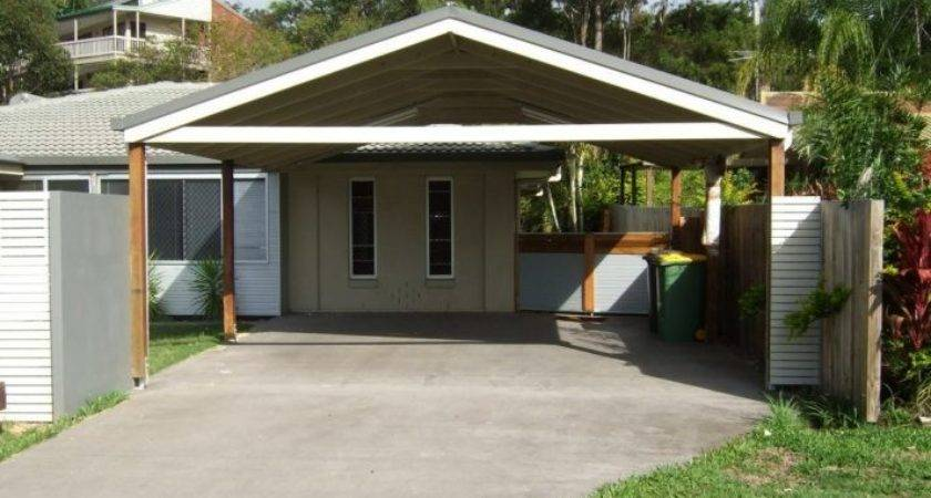 Carport Garage Snow Addition House Build Wood Prices