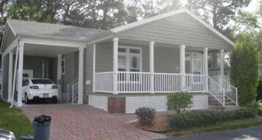 Carports Attached Palm Harbor Manufactured Homes
