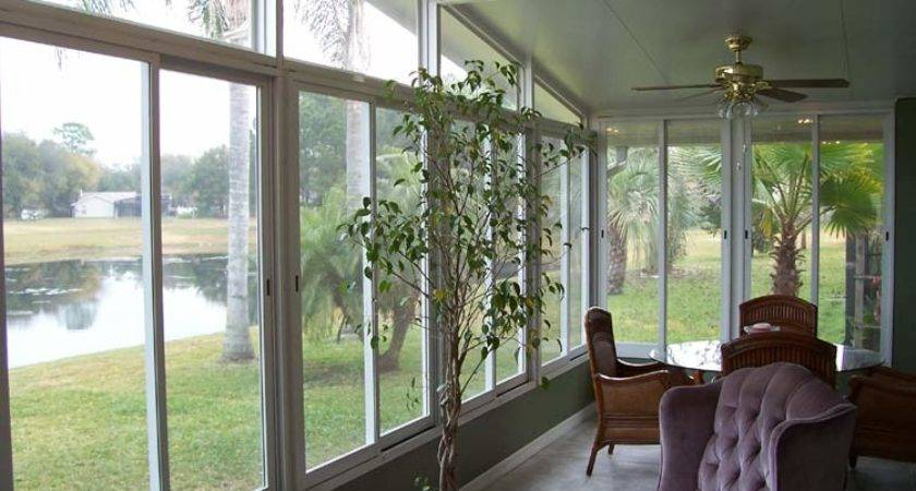 Casselberry Sunroom Addition Glass Windows Prager