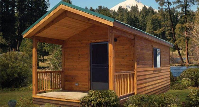 Cavco Bare Bones Cabin Park Model Homes Canada