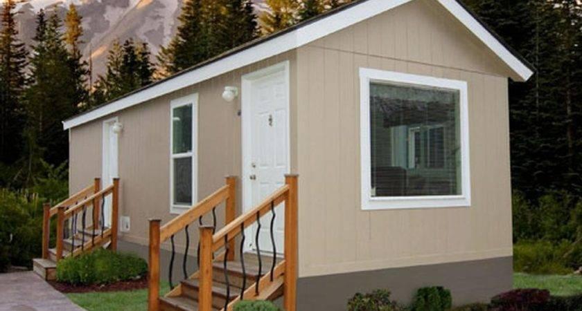 Cavco Cascadia Value Park Model Homes