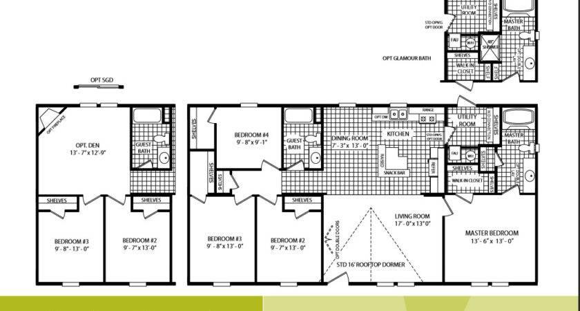 Cavco Homes Floor Plans Luxury Bedroom Bath