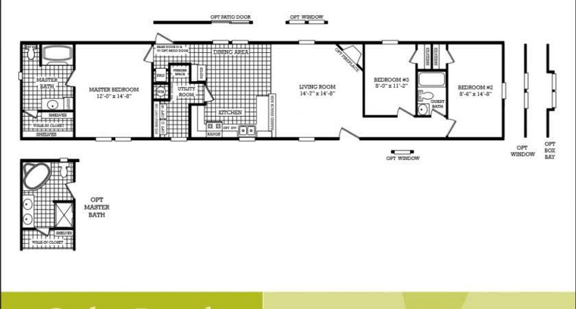 Cavco Mobile Home Plans House Design