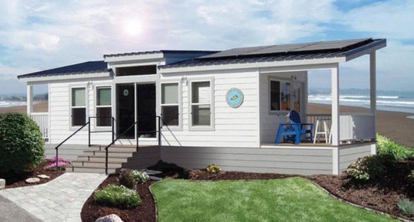 Cavco Solar Series Park Model Homes