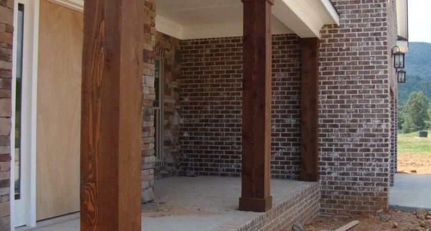 Cedar Columns Only Cost Around Make