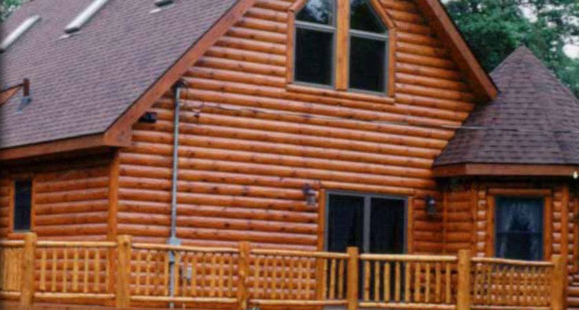 Cedar Pine Choose Log Siding