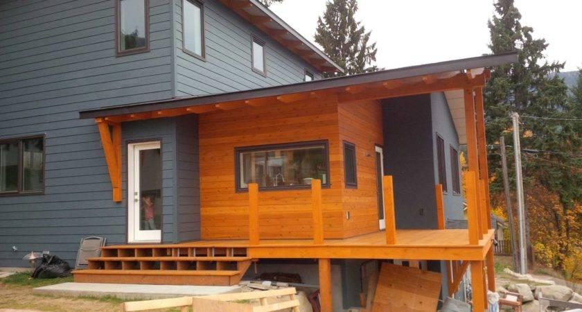 Cedar Siding House