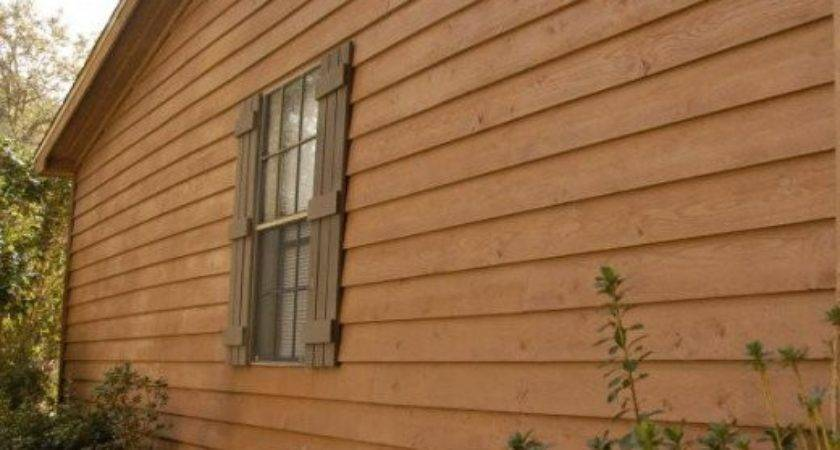 Cedar Siding Stain Recommendations Application Tips