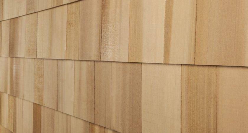 Cedar West Handcrafted Shingle Panel Collection