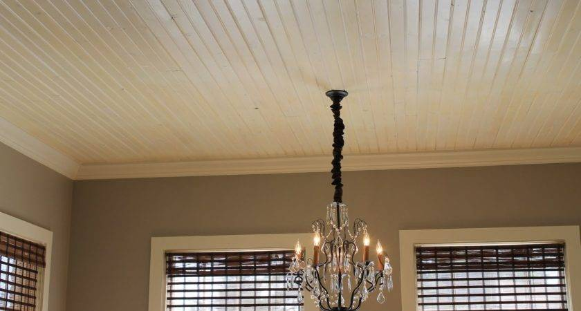 Ceiling Fan Beautify Your Home Using Beadboard