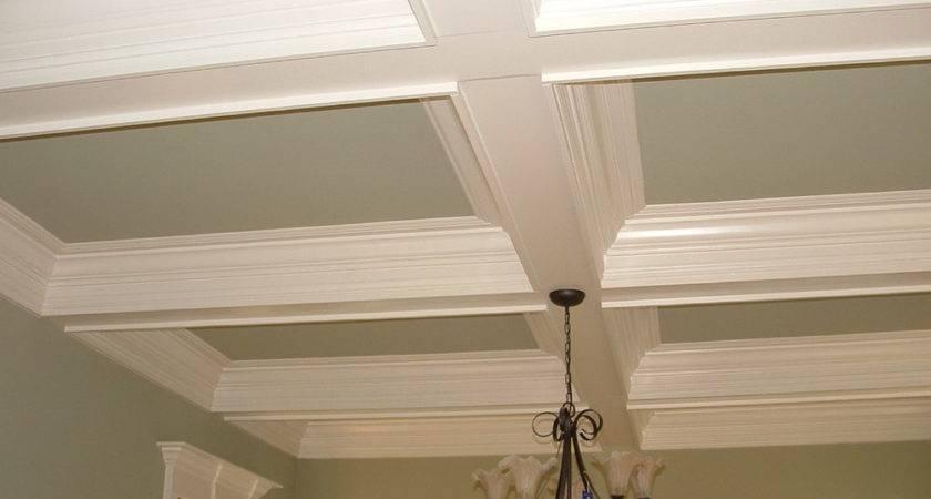 Ceiling Molding Design Ideas