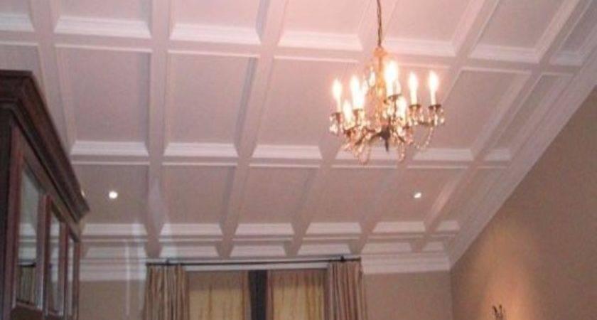 Ceiling Remodel Ideas Open Truss Scissor