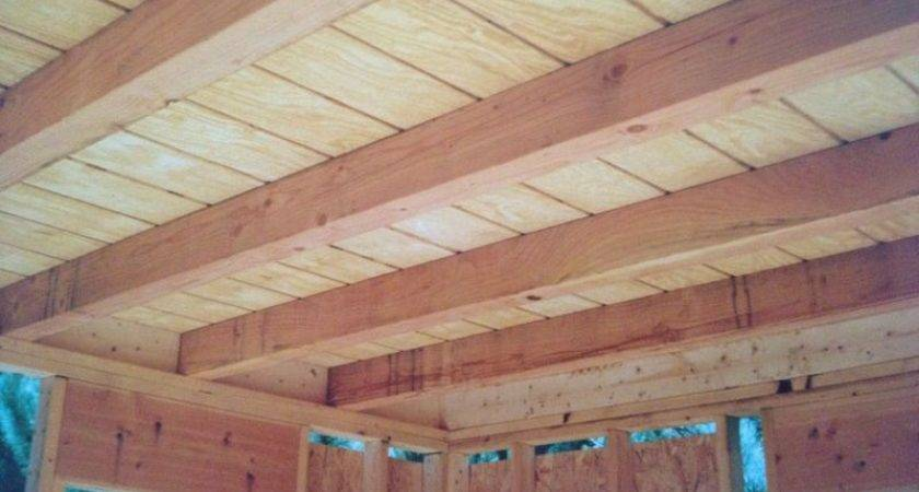 Ceiling Small Cabin Forum