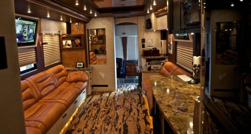 Celebrity Motor Homes Hgtv