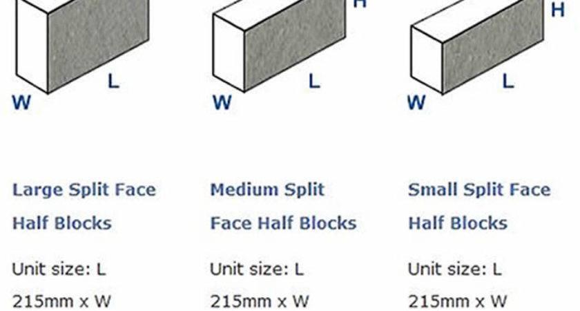 Cement Blocks Sizes Imgkid Has