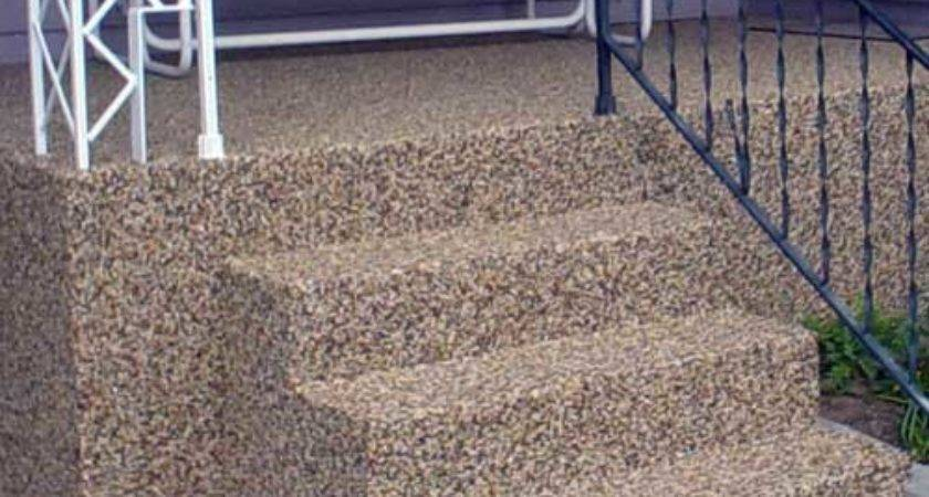 Cement Stair Resurfacing Prefab Stairs Design