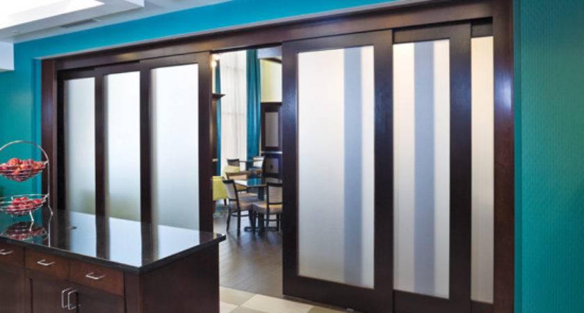 Center Innovate Sliding Door Wall Systems