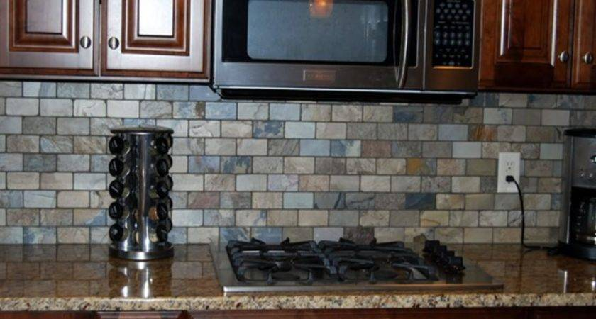 Ceramic Tile Backsplash Makeover Ideas Great Home Decor