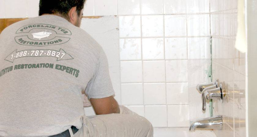 Ceramic Tile Repair Services Maryland Washington