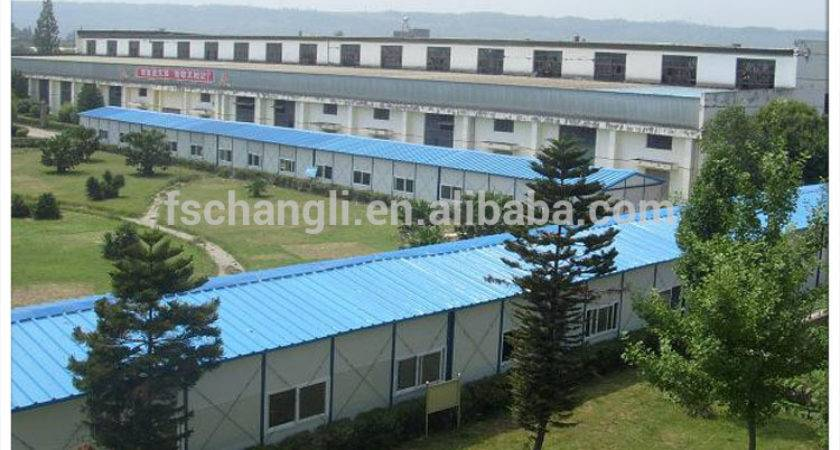 Certificated High Quality Fireproof Mgo Mobile Home