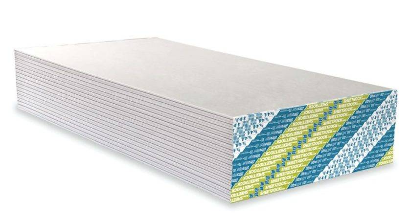 Cgc Sheetrock Ultralight Drywall Gypsum Panel