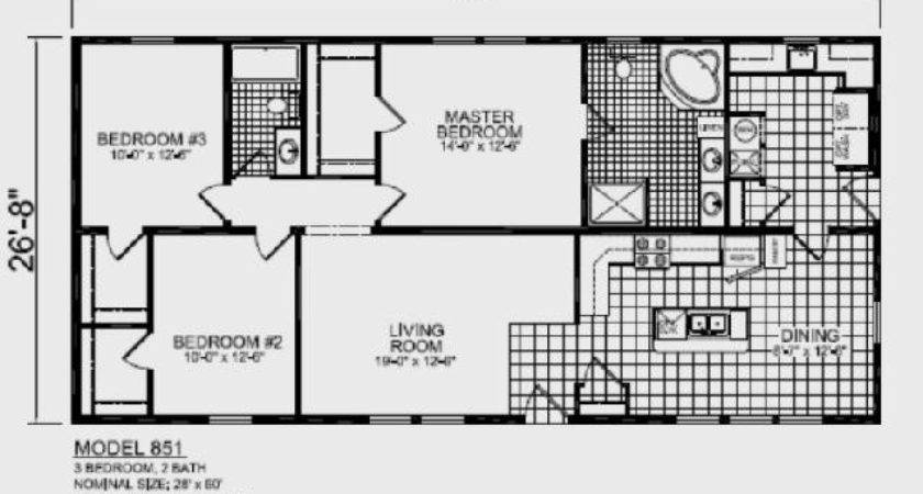 Champion Double Wide Model Showcase Homes Maine