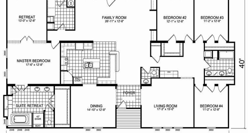 Champion Mobile Homes Floor Plans Best