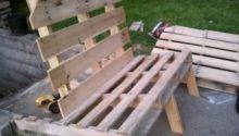 Change Look Your Tea Room Pallet Furniture