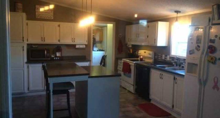 Charissa Manufactured Home Kitchen